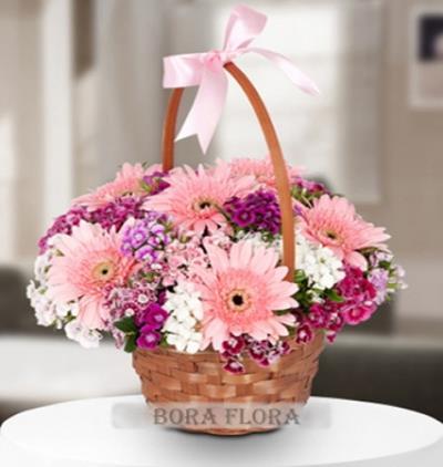 Bora Flora Sepette Çiçekler 3