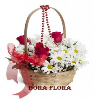 Bora Flora Sepet Gül,Papatya